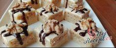 Linecké kostky ořechové Krispie Treats, Rice Krispies, Oreo, Sweet Tooth, Food, Essen, Meals, Rice Krispie Treats, Yemek