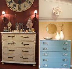 Puxadores: O charme dos móveis, vejam mais detalhes em  www.diycore.com.br
