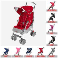 Sono tanti, colorati, leggeri, gemellari affiancati e di ottima qualità! Sono i passeggini, gli accessori e le sdraiette Maclaren, gli sportivi eleganti che ti conquisteranno.  Perché non dare un'occhiata in vista del Natale in arrivo? Eccoli qui: http://ndgz.it/brand-maclaren  #passeggini #accessori #maclaren #qualità #bambini #bmw #auto