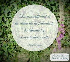 La amabilidad es...