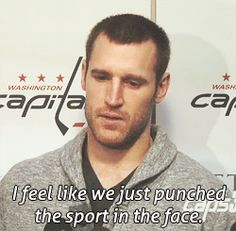 Brooks Laich   best gif ever... in reference to the lockout