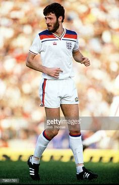 15th October 1980 World Cup Qualifier Bucharest Romania 2 v England 1 Gary Birtles England