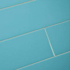 5th Avenue Large Format Turquoise Glossy featured on the Subway Tile page from South Cypress.