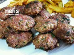 Puf Puf Kabaran Yumuşacık Köfte - Nefis Yemek Tarifleri Ethnic Recipes, Food, Hamburger Patties, Essen, Meals, Yemek, Eten