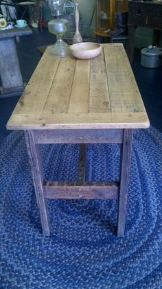Check This Cool End Table Out Cool Hidden Features Like