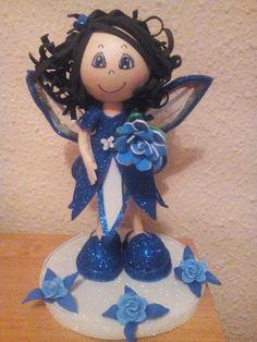 fofucha hada azul
