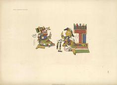 Monumentos del arte mexicano antiguo. Peñafiel, Antonio — Libro — 1890