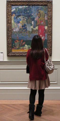 Free entry to the Metropolitan Museum of Art