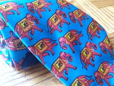 Awsome, love the 80's,  MTV Necktie.    Hey, I found this really awesome Etsy listing at https://www.etsy.com/listing/187644321/vintage-mtv-necktie