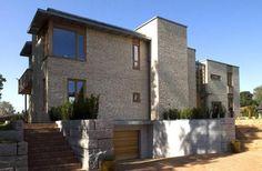 Kan lys teglstein på fasaden matche leilighetsbygg i området og våningshuset?