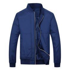 Air Force Jacket, Fall Jackets, Bomber Jackets, Men's Jackets, Black Jackets, Casual Jackets, Moda Casual, Black Bomber Jacket, Coats