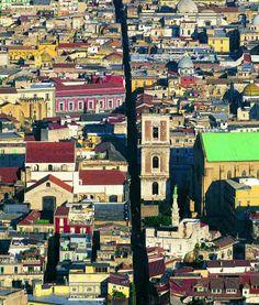 Napoli, Italia  Spacca Napoli