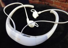 iRiver earphones measure fitness biometrics