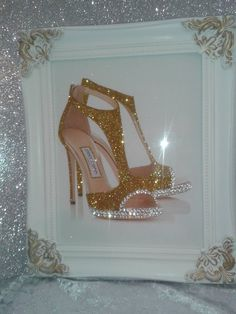 Any Size. Glitter Jimmy SHOE Quote Canvas Picture Inspired Marilyn Monroe