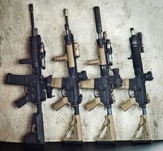 These are grate airsoft guns they are accurate and they hurt Military Weapons, Weapons Guns, Airsoft Guns, Guns And Ammo, M4a1 Rifle, Assault Rifle, Tactical Rifles, Firearms, Shotguns