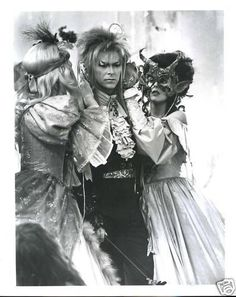 David Bowie as the goblin king in Labyrinth. Absolutely Labyrinth my all time favorite movie! David Bowie Labyrinth, Labyrinth Movie, Labyrinth Tattoo, Jennifer Connelly, Jim Henson, Labrynth, Fraggle Rock, Best Villains, Fantasy Films