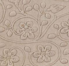 Detail, Coperta Guicciardini, c. 1400, Sicily. Follow link for mate images.