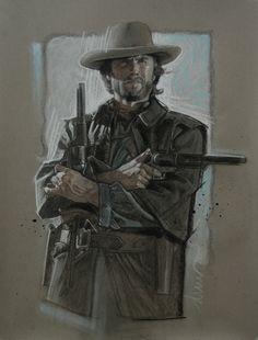 Outlaw Josey Wales - Drew Struzan