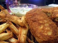 "vegan ""fish & chips"""
