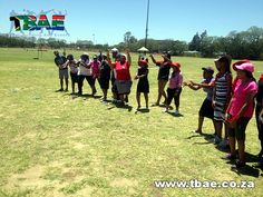 Limpopo Economic Development Agency Boeresport Team Building Polokwane #Boeresport #TeamBuilding