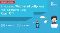 Join this webinar to learn how a Softphone—a call control tool—can be integrated with Salesforce, using an open CTI that eliminates standalone adapters. Open CTI allows you to click dial a number, notify the user on calls, log calls, pop up caller details, create events/tasks based on the call, and more.