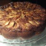 Torta+di+Mele+senza+Lievito+e+Burro