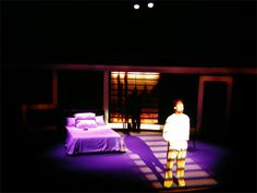 Betrayal. Sydney Theatre Company. Set design by Peter England.