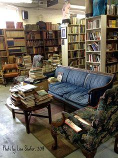 Ken Sanders' Rare Books in Salt Lake City, Utah Used Books, I Love Books, My Books, Home Libraries, Book Storage, Reading Room, Book Nooks, Library Books, Book Of Life