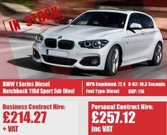 BMW 1 Series Diesel Hatchback 116d Sport 5dr [Nav] Diesel, Bmw 1 Series, June, Car, Sports, Diesel Fuel, Automobile, Hs Sports, Sport