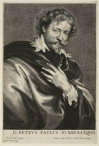 Pierre Paul Rubens, v. 1634-1644 Paulus Pontius (d'après Antoine van Dyck)  Flandre, 1603 - 1658  gravure au burin sur papier vergé, collé sur papier vergé 23,4 x 15,8 cm trimmed; plate: 23,3 x 15,6 cm Acheté en 1948 Musée des beaux-arts du Canada (nº 5333) ||  Paulus Pontius (after Anthony van Dyck)  Flemish, 1603 - 1658  engraving on laid paper, mounted on laid paper 23.4 x 15.8 cm trimmed; plate: 23.3 x 15.6 cm Purchased 1948 National Gallery of Canada (no. 5333) Anthony Van Dyck, Peter Paul Rubens, Art Inuit, National Gallery, Gravure, Les Oeuvres, Baroque, Netherlands, Collection