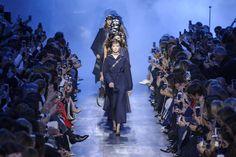 Dior Fall 2017 Runway Show | POPSUGAR Fashion Photo 70