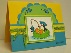 Good Times! by ginarallo - Cards and Paper Crafts at Splitcoaststampers