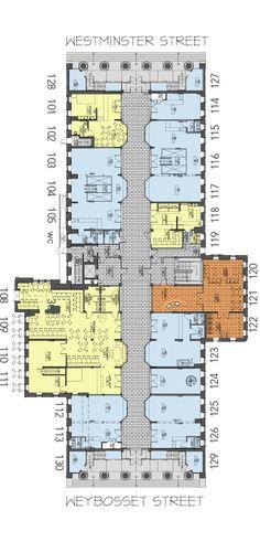 Retail Floor Plan - arcade providence .:. a historic revival