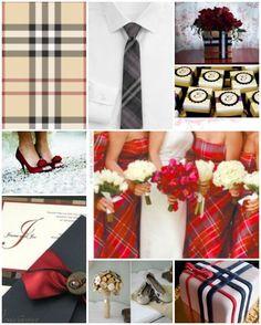 Burberry Wedding Board2