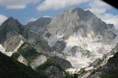 Carrara Marble Quarries - Liguria, Italy