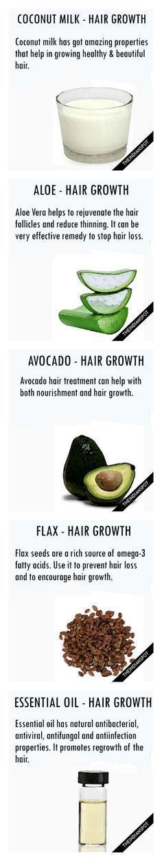 Best one ingredient natural hair growth remedies