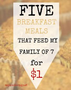 Feed+Your+Family+Breakfast+for+$1