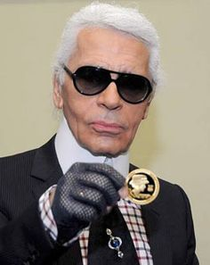 """Designer Karl Lagerfeld defends his use of fur"" - Sadly his argument was weak since he didn't touch on the reality of what is going on, as discussed in this article ... read more."