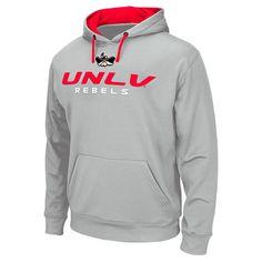 Men's Stadium UNLV Runnin' Rebels College Pullover Hoodie - PLYP6NLV TC2 | Finish Line