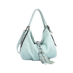 X6888 Trudy Powder Blue Vegan Handbags 18ece377c1615