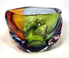 By Paul Harrie at Art Glass by Gary