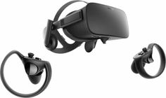 Oculus - Rift + Touch Virtual Reality Headset Bundle for Compatible Windows PCs - Angle_Zoom