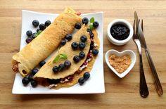 sunne baconpannekaker // Linda Stuhaug