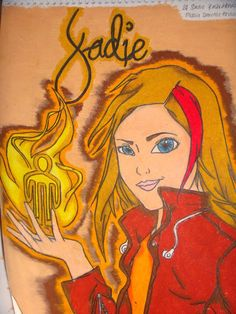 Sadie- The Kane Chronicles by Rick Riordan