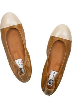 By Lanvin...style and comfort...