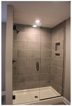 Bathroom Renos, Bathroom Interior, Modern Bathroom, Bathroom Ideas, Master Bathrooms, Budget Bathroom, Small Bathroom Tiles, Vanity Bathroom, Small Bathrooms