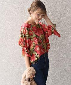 【ZOZOTOWN 送料無料】SHIPS for women(シップスフォーウィメン)のシャツ/ブラウス「リバティプリントブラウス◇」(311-64-0056)を購入できます。