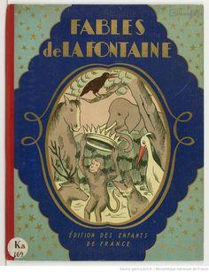 Fables de La Fontaine, 1938