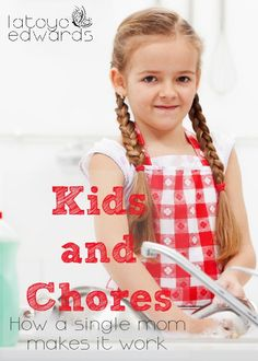 Children and chores can be a hot topic. I'm sharing why my kids do chores, what kinds of chores they do, how I trained them and if they get allowance!