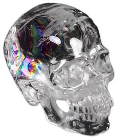 Quartz Crystal Skull.